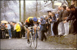 Eric on the Muur